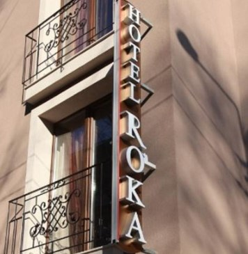 Хотел La Roka